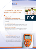 AvivaStim Muscle Therapy System