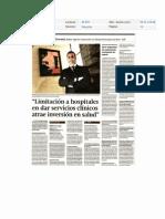 Entrevista Dr. Victor Puente - Arnao
