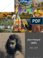 Van Gogh y Millet