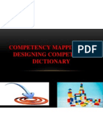 Comp Mapping & Comp Dictionary