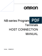 NB Host Connection Manual