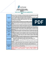 Formulario D1 SETENA Version Oficial