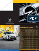 Catálogo Opel Salón Automóvil