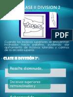 Clase II Div 2