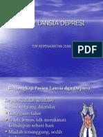ASKEP LANSIA DEPRESI