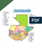 Archivo geográfico de Guatemala