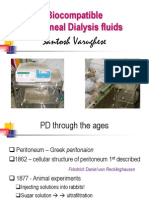 Biocompatible PD Fluids