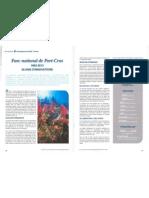 50 ans de recherche au parc national  de Port-Cros