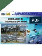 21. Distribución de Gas Natural por Redes