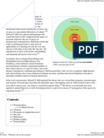Proxemics - Wikipedia, The Free Encyclopedia
