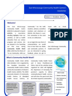 with/in - EMCHC Newsletter Issue 1