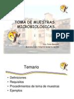 9Tomamuestramicrobiologicas