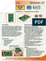 Afiche Stm32F4 Discovery