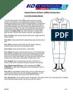 2009.01.11 - ODU Uniform Presentation