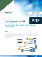 Data Sheet Data Migration for ISR