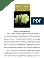 "Prólogo en ""Versos a la deriva"", de Silvia Ochoa Ayensa"