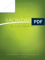 Sacred Space:The Prayer Book 2013