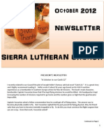 Newsletter PDF Email Oct. 2012