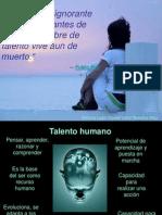 Talento Humano vs. Recurso Humano