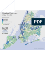 Educational Attainment in New York City | Most Common Level Among Adults 25 and Older
