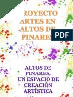 Presentación Niños y jóvenes Pinares