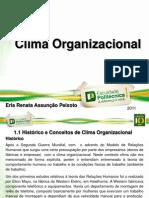 Aulas Clima 2011