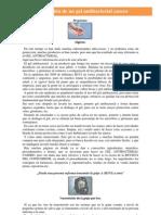 Obsequio Informativo Elaboracion de Un Gel Antibacterial Casero 2012