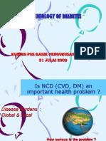 Epidemiology of Diabetes 2009
