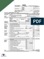 Obama - 2010 - Form 1040