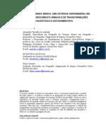 Sao Lourenco (MG)- Uma Estancia Hidromineral Em Processo de Crescimento Urbano e Transformacoes Paisagisticas e Socioambientais.