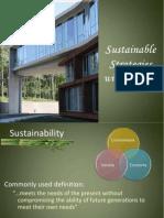 ACI Committee Sustainability