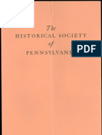 Historical Society of Pennsylvania CA 1930