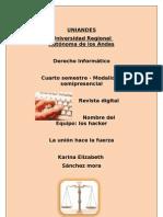 Karina Sanchez Revista