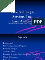 Prepaid Legal