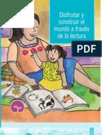 Disfrutar Construir Mundo Lectura
