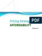 Ch 08 Pricing Strategy