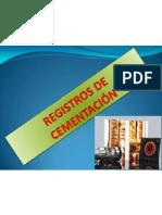 REGISTROS DE CEMENTACIÓN PETROLERA