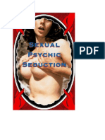 Sexual Psychic Seduction - Psi Research Institute