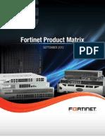 Product Matrix