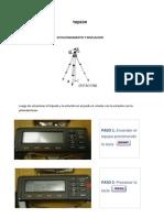 Manual de Estacion Total Topcom