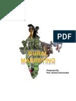 Rural Marketing - 1