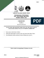 Spm Trial 2012 Chemistry Qa Perak