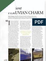 The Ancient Peruvian Charm