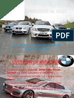 Bmw vs Mercedes vs Audi