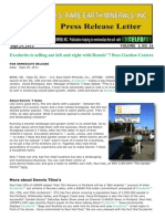 USREM Press Release 09-29-2011