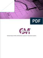 National O-Mobile Multimedia Cooperative Federation Limited Corporate Brochure