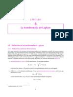 Definición de la Transformada de Laplace