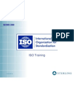 ISO Audit Training - 2008
