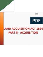 land act
