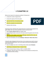 ITE Chapter 12
